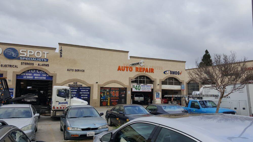 40 Smog Check Crescent Auto Repair 951 737 0373